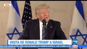 visita de Estado, Israel, presidente de Estados Unidos, Donald Trump, armas nucleares