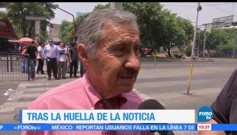 Reporñero, calles, Ciudad de México, futuro