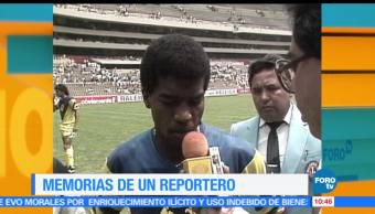 Arturo 'Rudo' Rivera, presenta, memorias de un reportero, Matutino Express