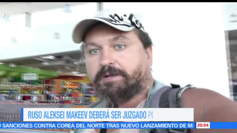 noticias, forotv, Ciudadano, ruso, Cancun, procesado por homicidio