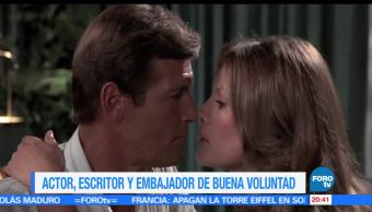 noticias, forotv, Roger Moore, James Bond, agente 007, murio