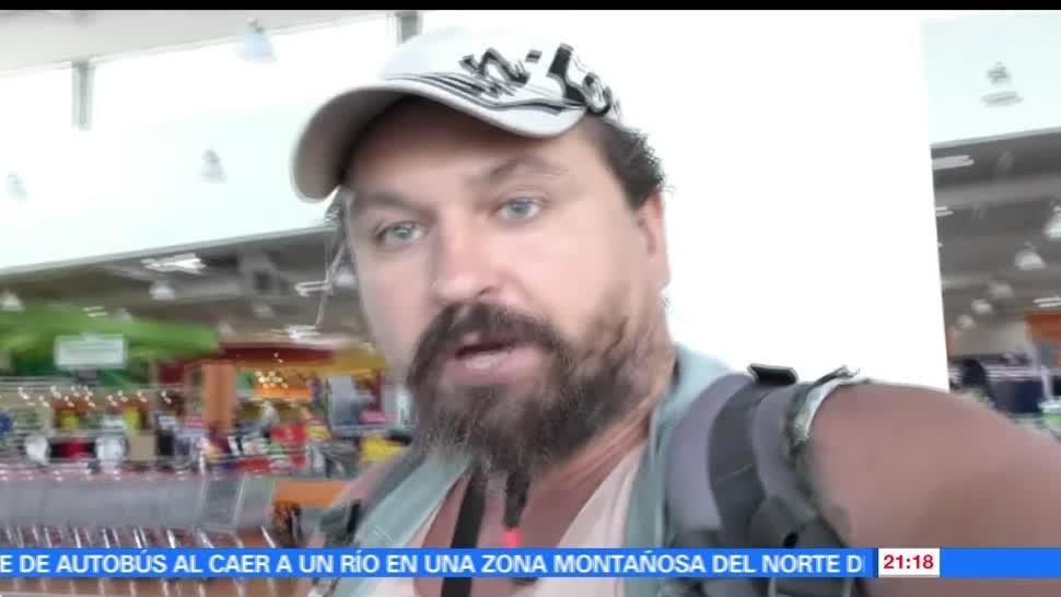 noticias, forortv, Aleksei Makeev, juzgado y sentenciado, Mexico, Segob