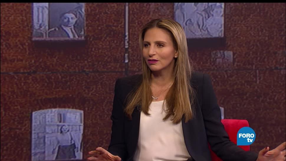 noticias, FOROtv, Genaro Lozano, entrevista, Linda Atach, políticas de memoria