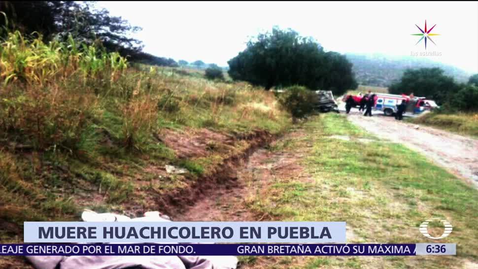 Pobladores de Tepeaca, Puebla, patrullas, muerte de huachicolero
