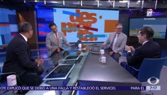 analistas, Rafael Fernández de Castro, Gabriel Guerra, juicio político, Donald Trump, Rusia