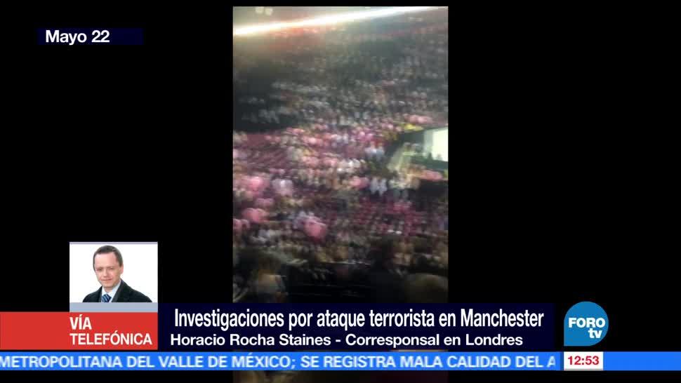 Horacio Rocha Staines, arrestado, Libia, presunto atacante