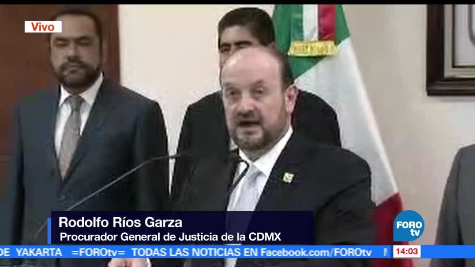 noticias, forotv, Vinculan a proceso, presunto asesino, CDMX, asesino
