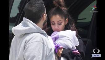noticias, televisa, Ariana Grande, viaja, Florida, atentado