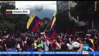 noticias, forotv, La crisis política, socia, Venezuela, crisis