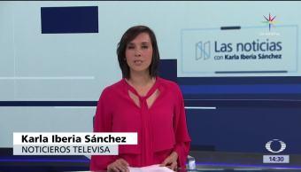 noticias, televisa, Las noticias, con Karla Iberia, Programa, 24 de mayo 2017