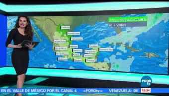 notcias, forov, El Clima, Mayte Carraco, clima, calor