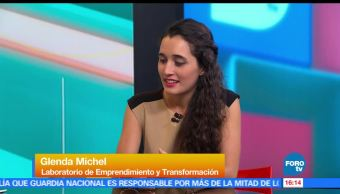 noticias, forotv, Programa Internacional MECATE, mecate, Glenda Michel, Laboratorio de Emprendimiento