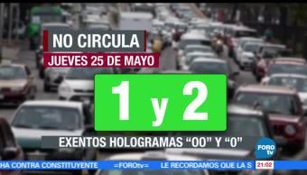 Suspenden, contingencia, Valle, México, contaminación, jueves