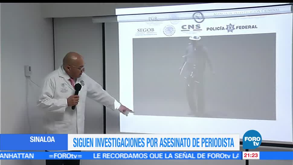 Siguen, investigaciones, asesinato, Javier Valdez, crimen, periodista