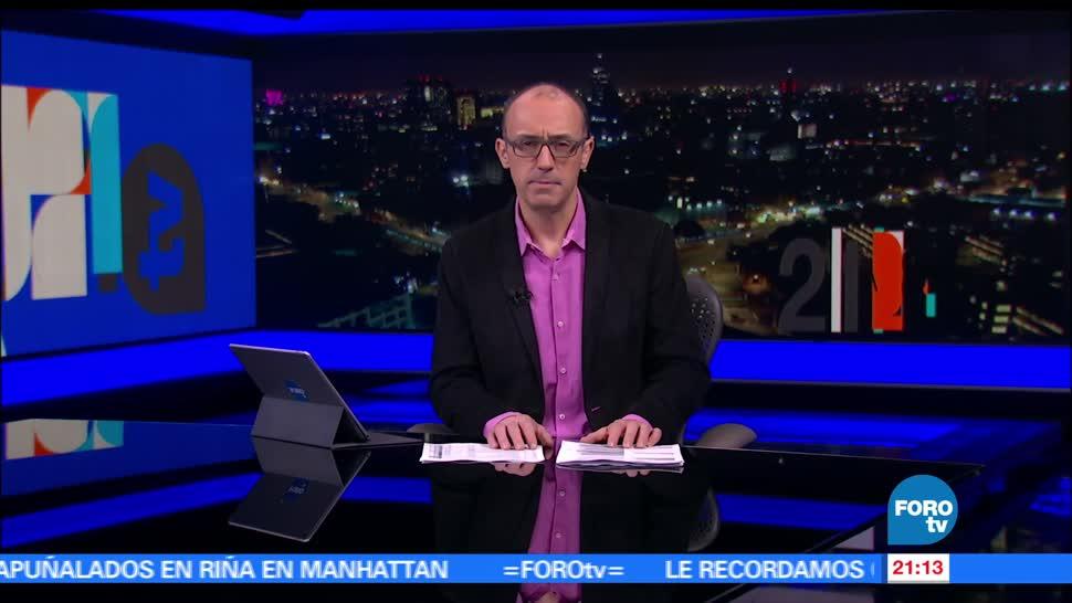 FOROtv, Noticieros Televisa, Televisa News, Julio Patán, Hora 21, Noticias
