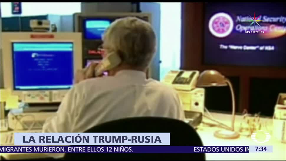 diario The New York Times, funcionarios de Rusia, Donald Trump, asesores