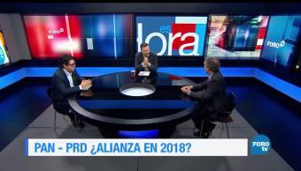 PRD, PAN, juntos. 2018, alianza, elecciones 2018
