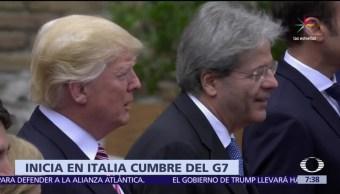 Atentado, Manchester, G7, Italia