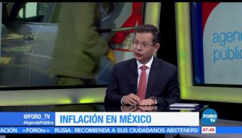 José Luis de la Cruz, director del Instituto para el Desarrollo Industrial y el Crecimiento Económico, inflación, consumidor