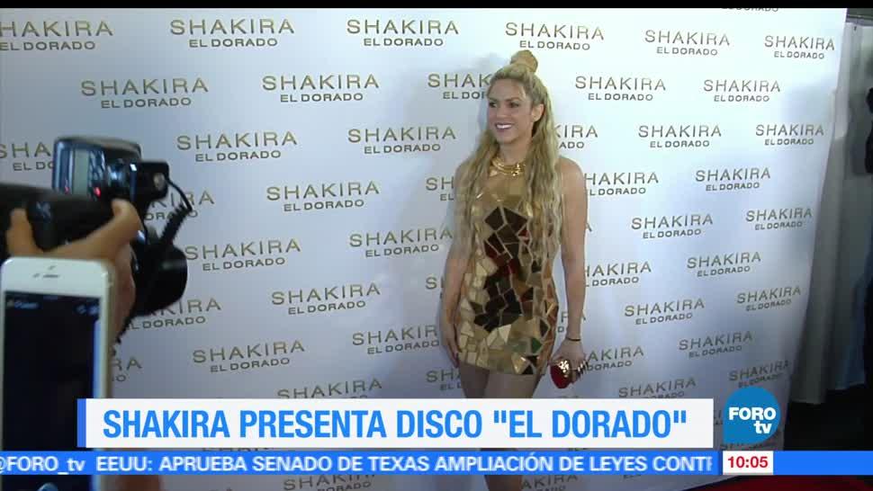 LoEspectaculardeME, Shakira, disco, Miami