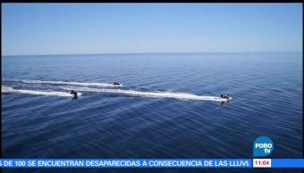Cruzan, Mar de Cortés, Rogelio Magaña, moto acuática