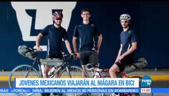 Extra Extra, Jóvenes, Niágara, bici