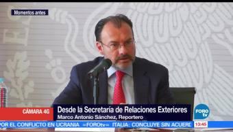 noticias, forotv, Visita, EPN, Guatemala, Javier Duarte