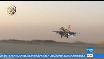 noticias, forotv, Egipto, bombardea, terroristas, Libia