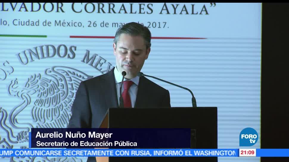 Aurelio Nuño, reconoce, preparación, Ejército mexicano, sedena, salavador ciendfuegos