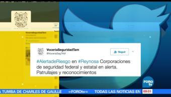 policía de Reynosa, Tamaulipas, patrullajes, enfrentamientos