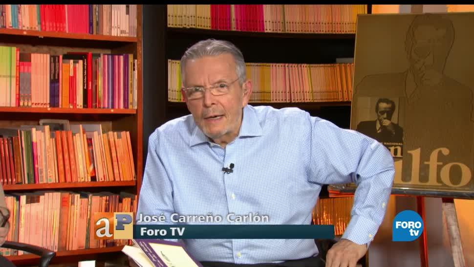 José Carreño Carlón, escritor, Juan Rulfo, Centro Cultural El Juglar