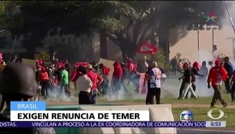 acusaciones de corrupción, presidente Michel Temer, ministro de Justicia, Brasil