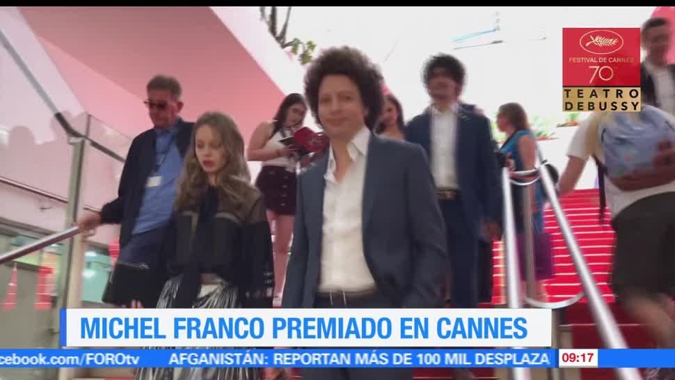 mexicano Michel Franco, Las hijas de Abril, película, Festival de Cannes
