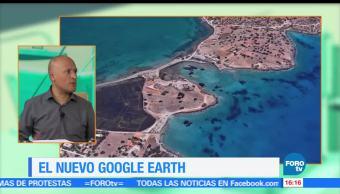 colaboración, Ricardo Zamora, Google Earth, The Beatles
