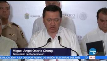 noticias, forotv, Osorio Chong, asegura, combatiran, robo de combustible