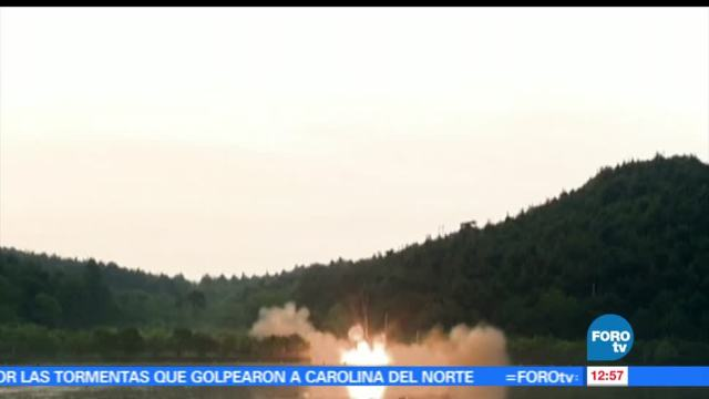 gobierno de Corea del Norte, prueba de misil, misil balístico, Pyongyang