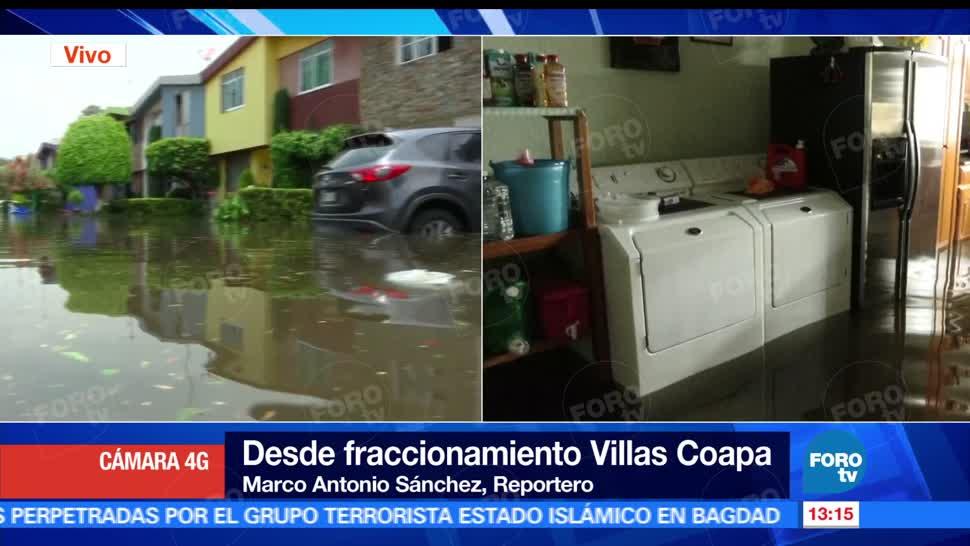 Policías, CDMX, asisten, Villa Coapa