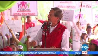 noticias, forotv, Alfredo del Mazo, visita, Naucalpan, candidato del PRI