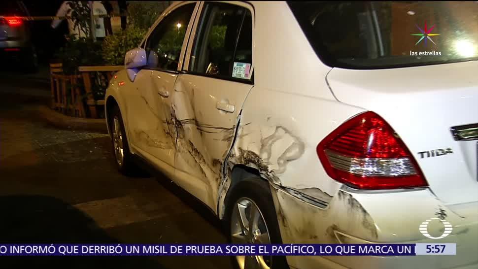 hombre muere, mujer resulta herida, colonia Tlaxpana, Ciudad de México
