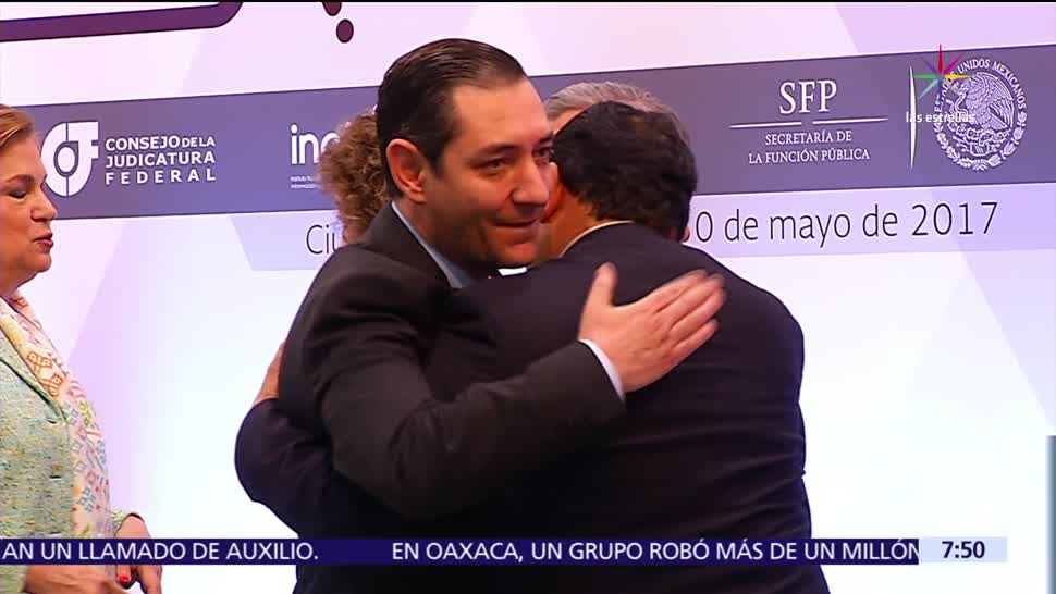 unánime, 6 integrantes, Comité Coordinador, Sistema Nacional Anticorrupción, Ricardo Salgado