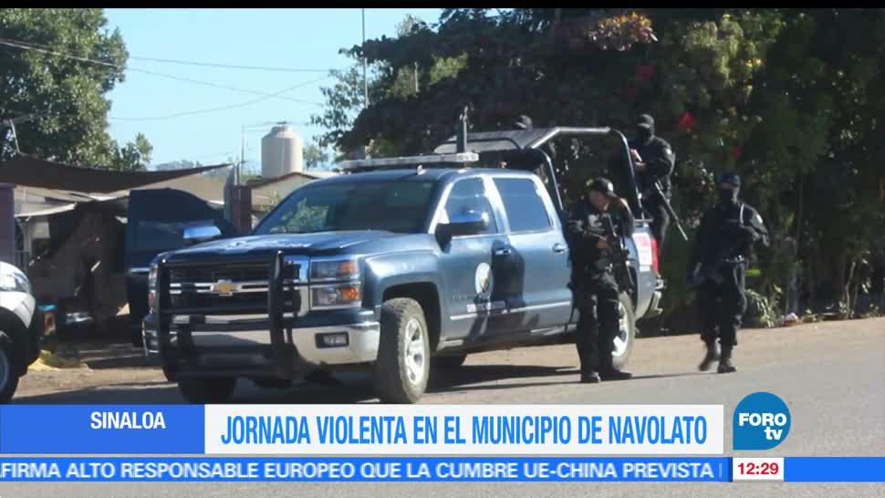 Navolato, Sinaloa, asesinadas, Badiraguato, cuerpos