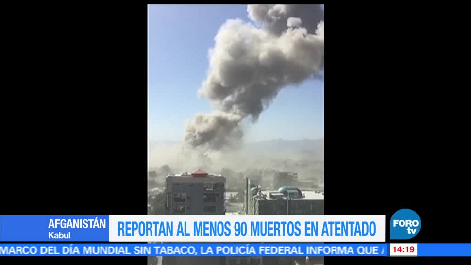 noticias, forotv, 90 muertos, atentado, Afganistán, bomba en Kabul