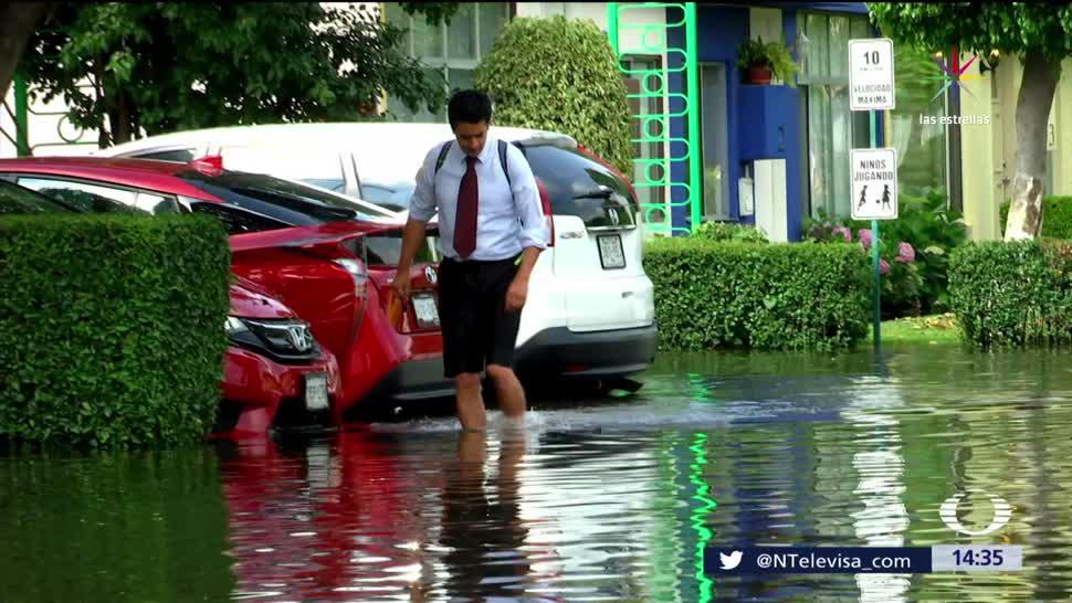 noticias, forotv, Saldo, lluvias, CDMX, saldo provisional