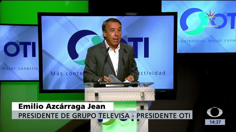 noticias, televisa, Tercera reunión, OTI, Florida, Emilio Azcárraga Jean