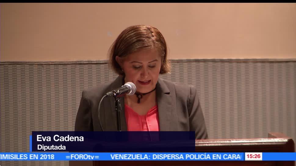 noticias, forotv, víctima, engaño, Eva Cadena, diputada local de Veracruz