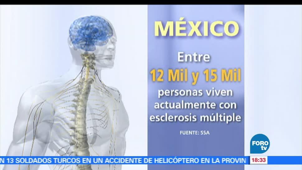 Día, Mundial, Esclerosis, Múltiple, Causas, Recomendaciones