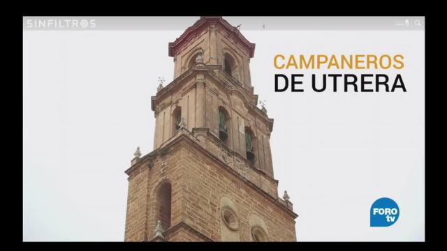 campaneros, Utrera, España, repique, campanas, Sevilla