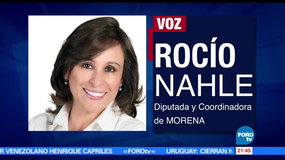Rocío Nahle, rechaza, financiar, campaña de AMLO, morena, corrupción