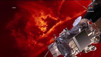 NASA, explorará, superficie, Sol, Atmósfera, Viaje