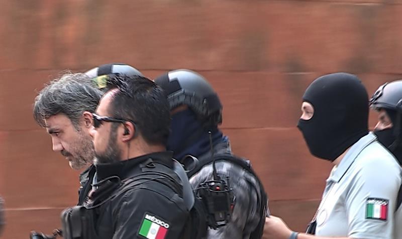 Detencion, Licenciado, Cdmx, Chapo, Sedena, Pgr